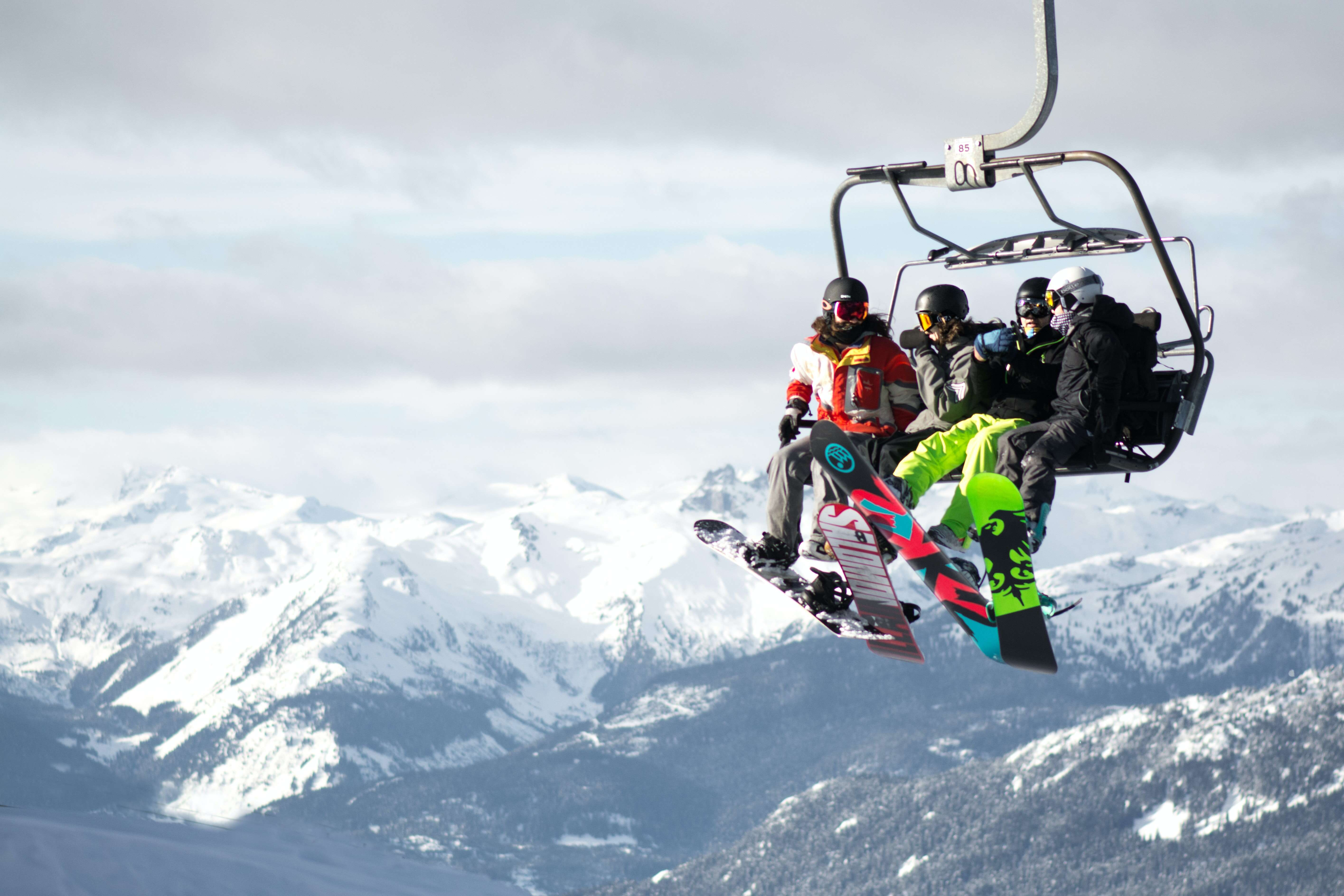 The Best Ski Resorts in Canada
