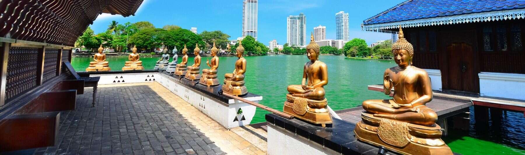 Welcome to Sri Lanka – <b>Postponed to Fall 2021</b>