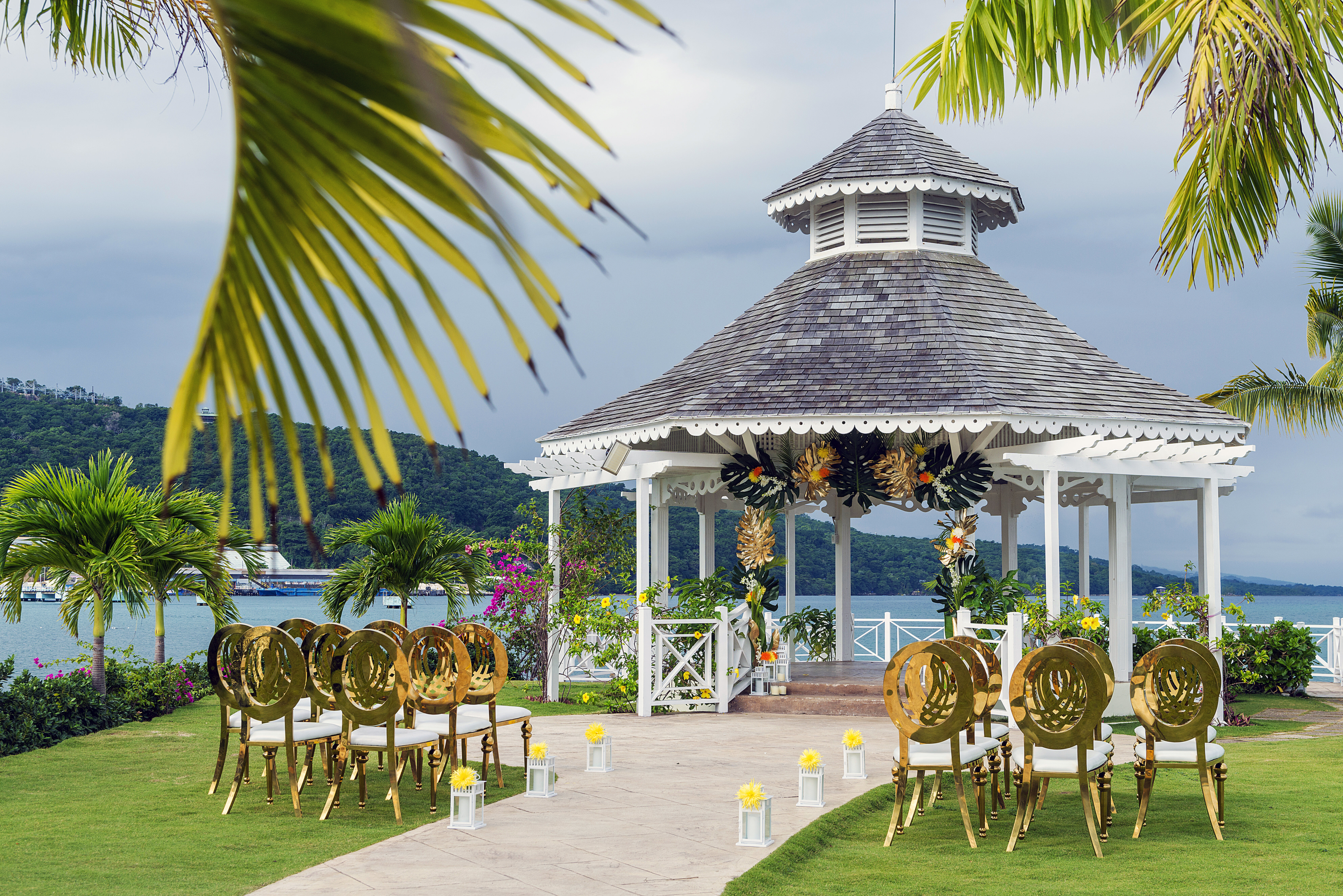 Moon Palace Jamaica - North Gazebo
