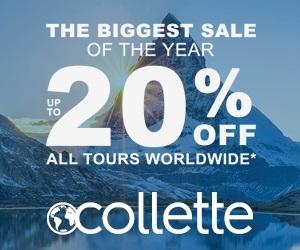 Collette 20 % Worldwide Discount