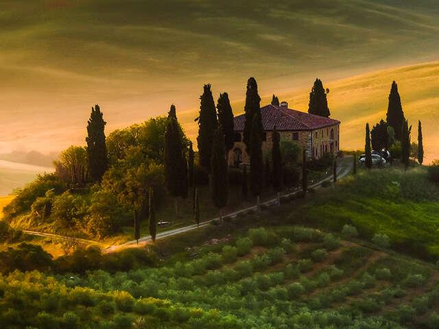 Extraordinary wine destinations