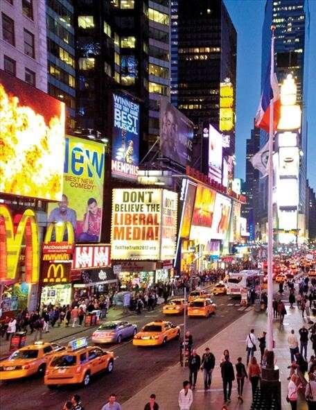 Spotlight on New York City