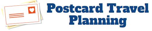 Postcard Travel Planning