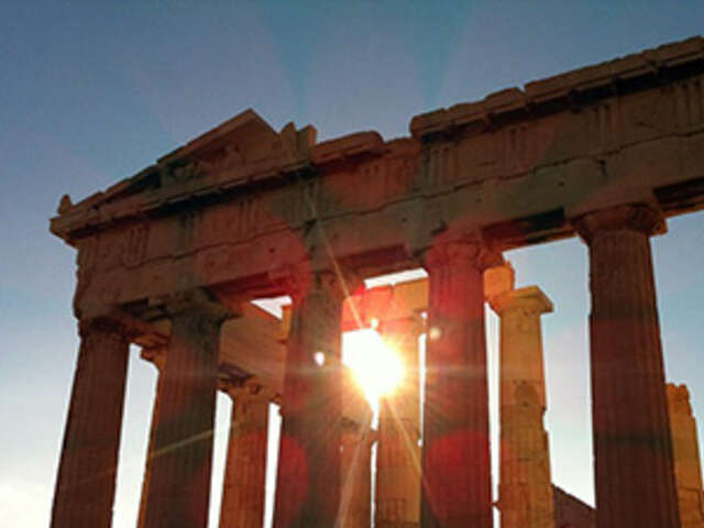 Classical Greece with Island Hopper