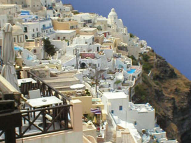 Iconic Aegean with 7-Night Cruise
