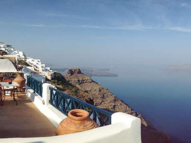Sailing Greece - Kos to Santorini