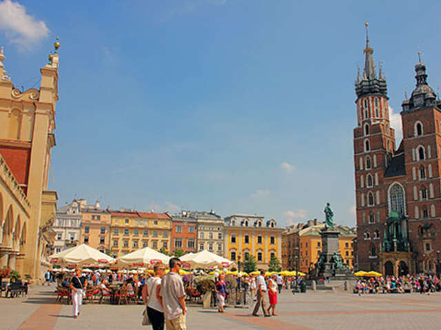 Discovering Poland