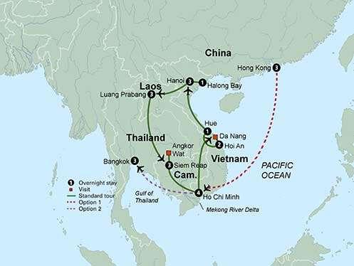 Three Kingdoms of Indochina on deep soul, deep love, deep forest, deep nature,