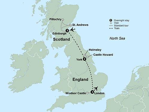 UK by Rail