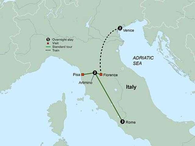 Italy Family Discovery