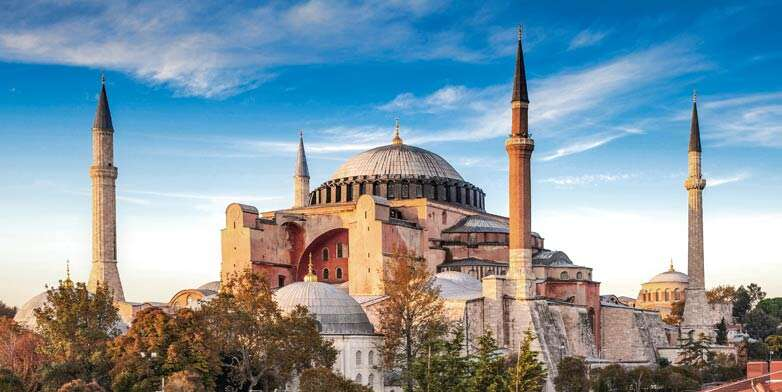 Highlights of Eastern Europe & Istanbul