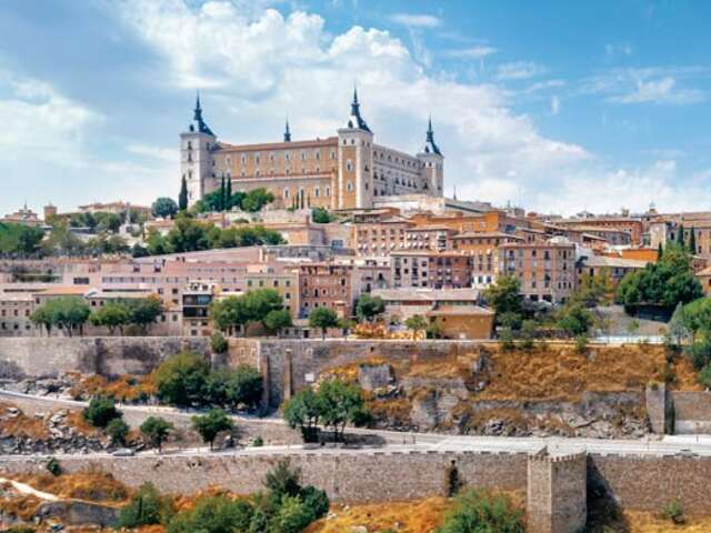 Jewels of Spain, Portugal & the Douro River