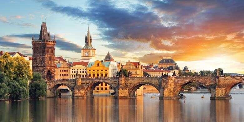 Rhine Discovery & Prague
