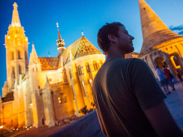 Rome to Budapest on a Shoestring