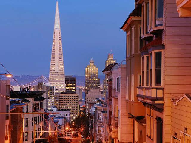San Francisco to Los Angeles Express