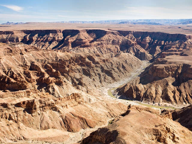 Dunes, Deltas & Falls Discoverer