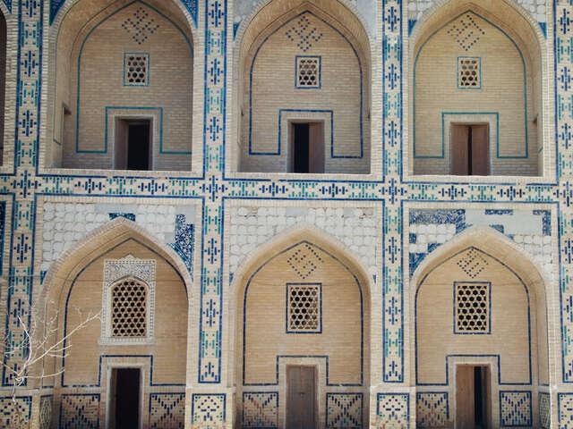 Best of Tajikistan & Uzbekistan