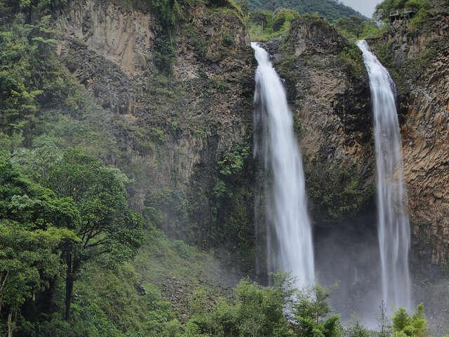 Quito to Lima Adventure