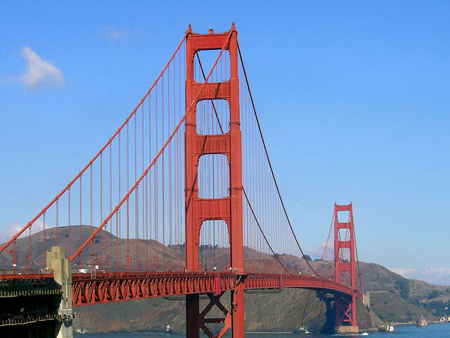 Los Angeles to San Francisco Express