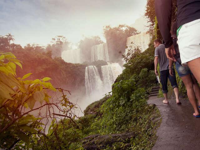 In Search of Iguassu–Buenos Aires to Rio