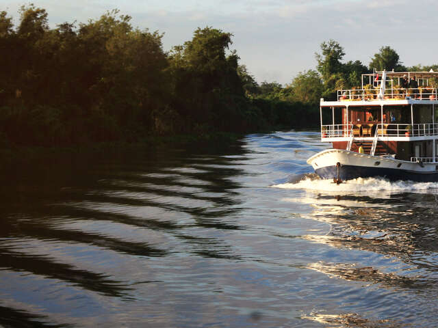 Mekong River Cruise Adventure