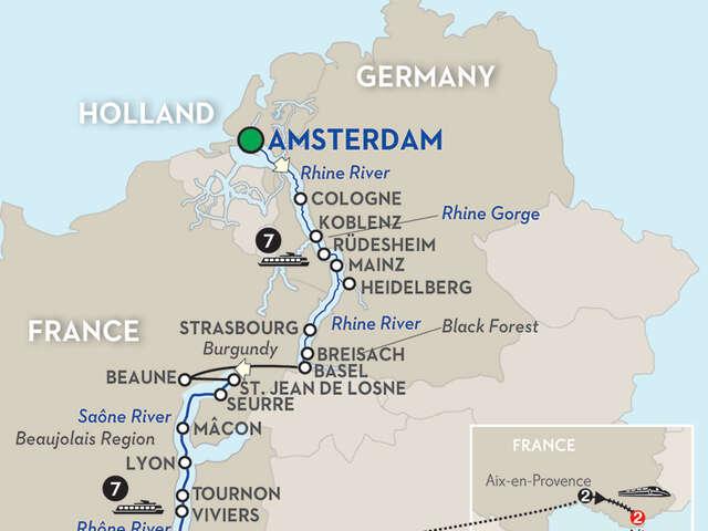 Strasbourg Avignon Zrich And Basel Switzerland And Strasbourg