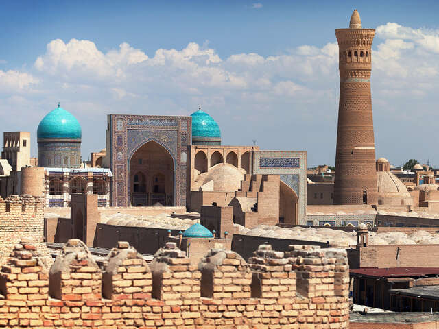 Central Asia – Multi-Stan Adventure
