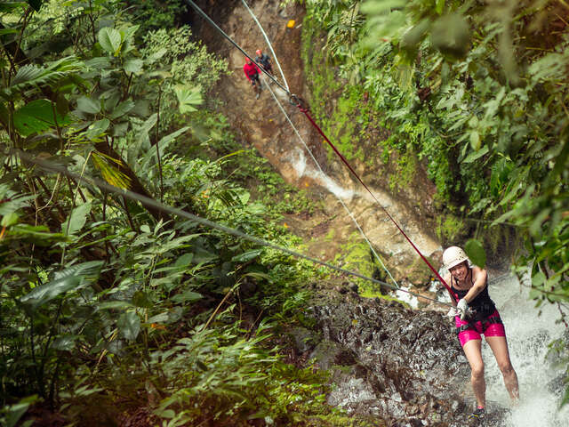 Costa Rica Quest - Teenage Adventure