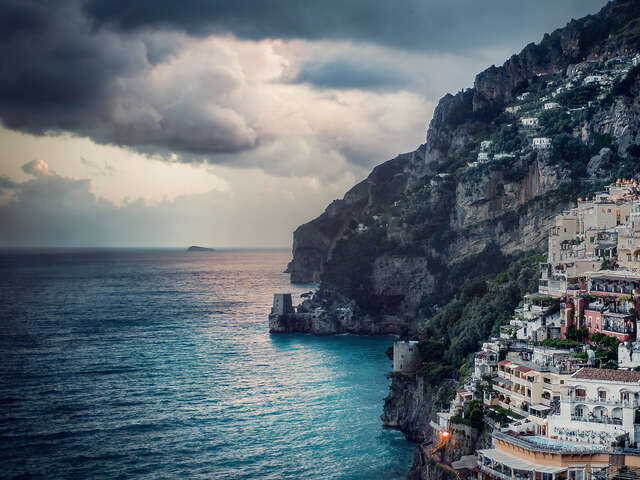 Local Living Italy—Amalfi Coast Winter