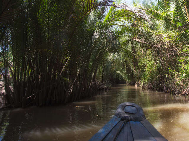 Mekong River Cruise Experience