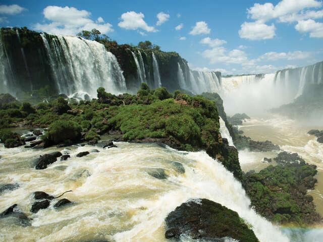 Discover Brazil, Argentina & Chile