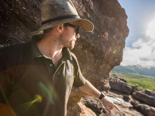 Alice Springs to Kakadu
