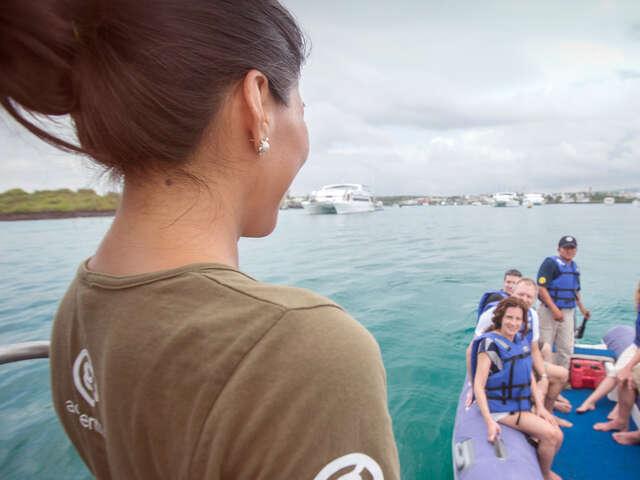 Galápagos — Central, South & East Islands aboard the Yolita