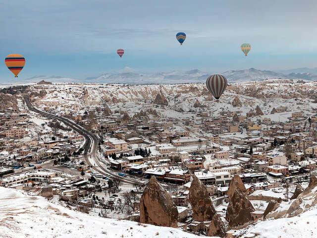 Absolute Turkey: Winter