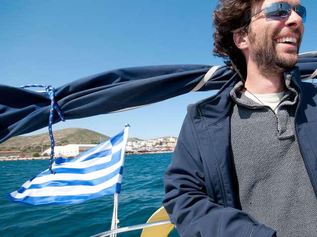Sailing Greece - Athens to Mykonos