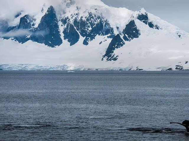 Journey to the Antarctic Peninsula