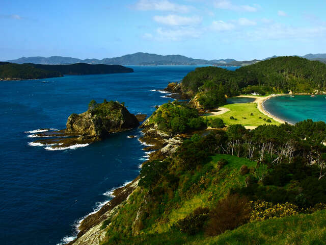 New Zealand–The Bay of Islands