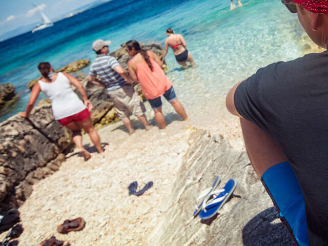 Sailing Croatia - Split to Dubrovnik