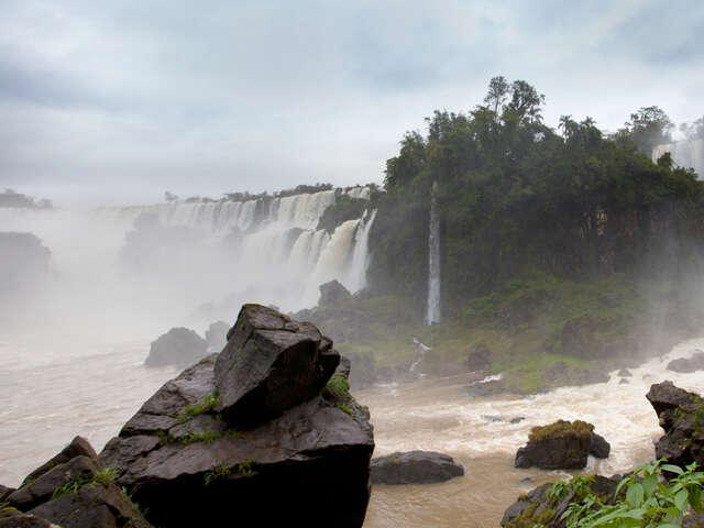 Iguassu Falls Independent Adventure