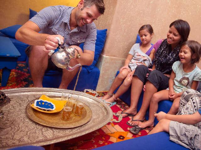 Morocco Family Adventure