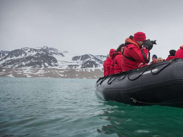 Norwegian Fjords and Polar Bears of Spitsbergen