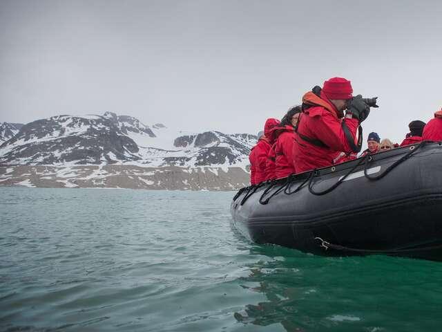 Norwegian Fjords and Polar Bears of Spitsbergen