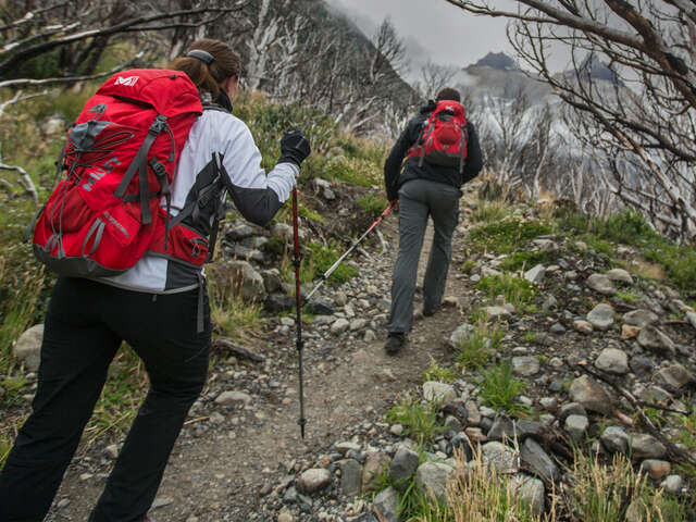 Trekking the Full Torres del Paine Circuit
