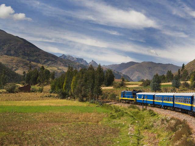Lake Titicaca & Machu Picchu by Train Independent Adventure