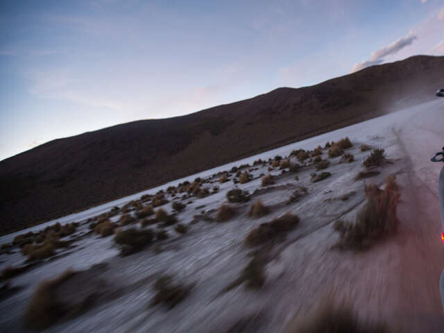 Andes to the Atlantic Experience