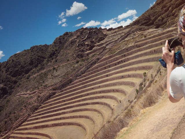 Quito to La Paz Adventure