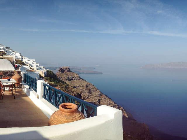 Sailing Greece - Kos to Santorini