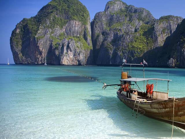 Sailing Thailand - Phuket to Koh Phi Phi