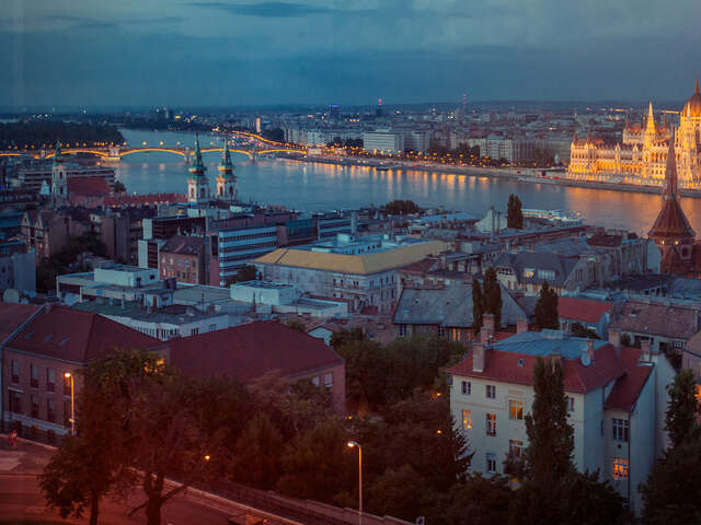 London to Budapest on a Shoestring