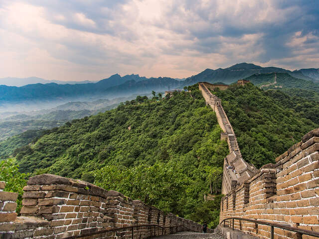 Walk the Great Wall of China